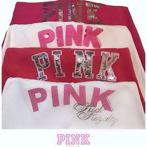 "VS PINK BUNDLE: (4) RARE ""My Favorite Sweats"""